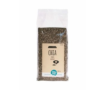 Terrasana Terrasana rawfood bio chiazaad - 600 gram