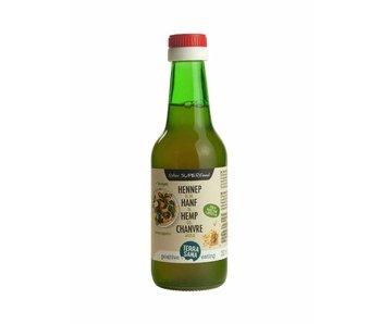 Terrasana Økologisk hampefrø olie - 250ml