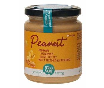 Terrasana feine Erdnussbutter - ohne Salz - 250 g