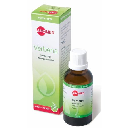 Aromed Verbena Fußmassageöl - 50ml