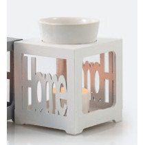 Aromatherapie-Brenner HOME Weiß