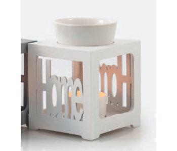 Aromed Aromatherapie-Brenner HOME Weiß