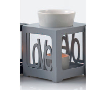 Aromed Aroma Burner LOVE Grey