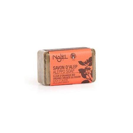 Najel Orange Blossom Økologisk Sæbe