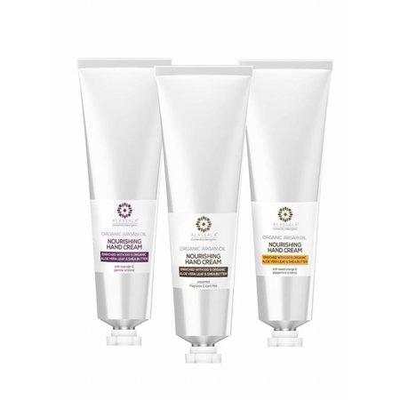 Alassala Nourishing Hand Cream Lavendel og Økologisk Argan olie