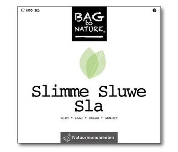 Bag-to-Nature Anbauset - Schlauer Salat