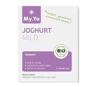 My Yo Bio-Joghurt mild 3 bis 5 Gramm Sachets