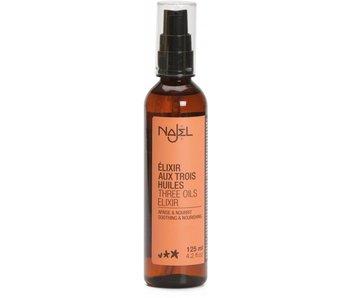 Najel Three oils Elixer olie 125 ml