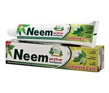 Neem tage aktiv naturlige tandpasta - 200g