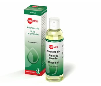 Aromed mandel baseolie - 100ml