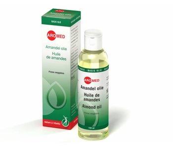 Aromed mandel baseolie - 100ml