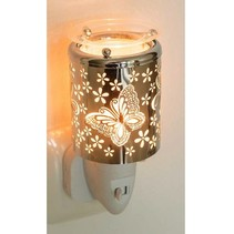 Aromaterapi Burner sommerfugl nat lampe