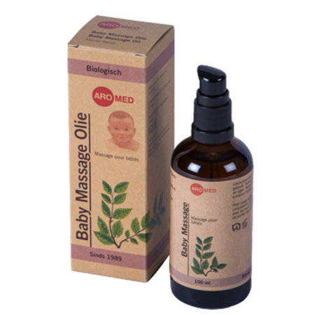 Aromed Baby Massage Oil Bio