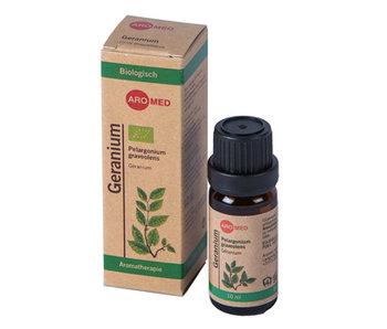 Aromed Økologisk Geranium æterisk olie