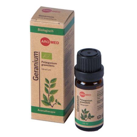 Aromed Biologische Geranium essentiële olie