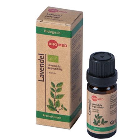 Aromed Biologische Lavendel essentiële olie 10 ml