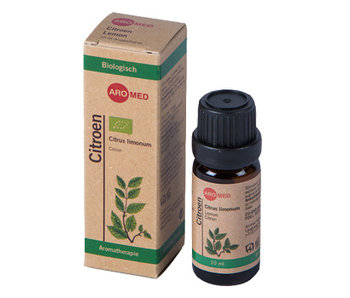 Aromed Organisk Lemon Essential Oil 10 ml