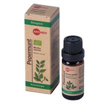Biologische Pepermunt essentiële olie 10 ml
