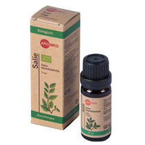 Sage Økologisk Essential Oil