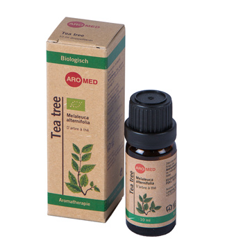 Biologische Tea Tree etherische olie 10 ml