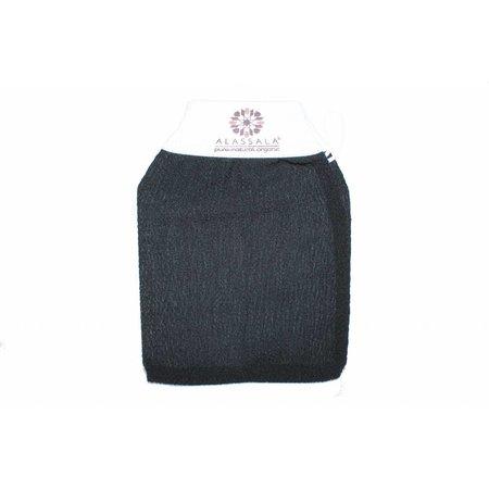 Alassala Marokkaanse kessa handschoen -Zwart