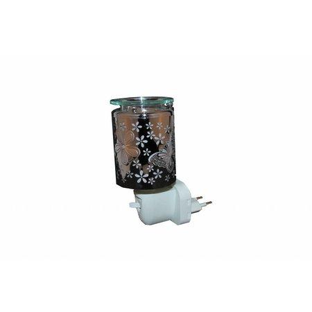 Aromed Aromatherapie-Brenner Schmetterling Nachtlampe