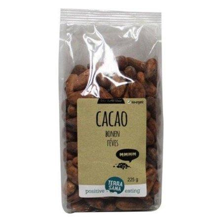 Terrasana Økologisk kakaobønner - 225g