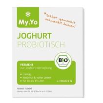 Biologische yoghurt probiotisch 1 zakje