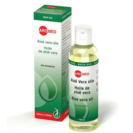 Aromed aloe vera baseolie - 100ml