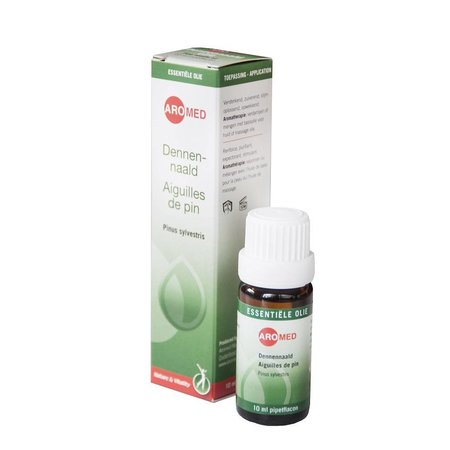 Aromed Økologisk Pine Needle æterisk olie 10ml