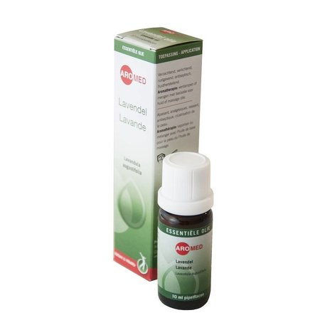 Aromed lavendel essentiële olie - 10ml