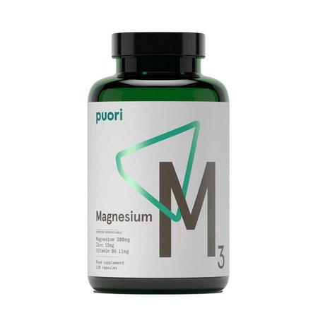 Puori Puori Magnesium 3 - 120 Tabletten