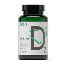 Vitamine D3- 120 Kapseln - Copy