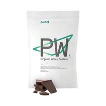 PW1 biologisch proteïne poeder dark chocolate