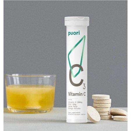 Puori Vitamin C3 - 20 Tabletten