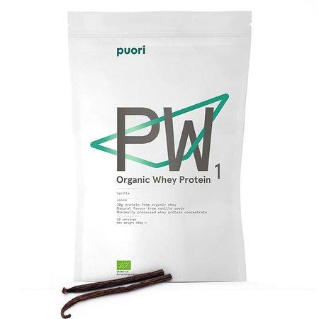 Puori PW1 Bio-Proteinpulver Vanille