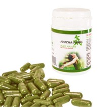 Pure nature matcha capsules