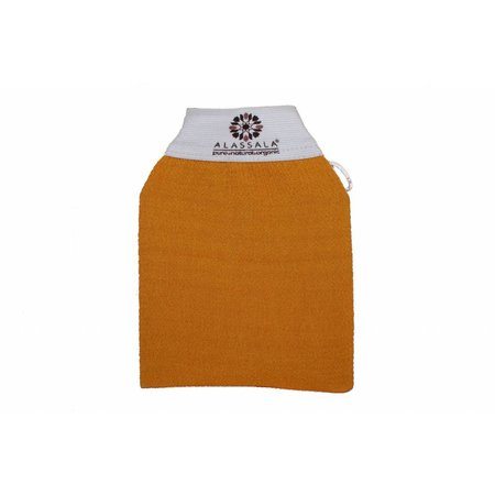 Alassala Marokkaanse kessa handschoen - Oranje