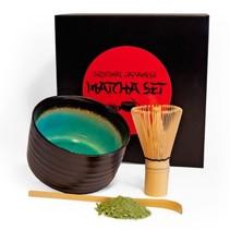 Black matcha Gift Box