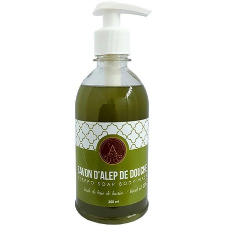 Alepeo aleppo douchegel naturel - 350ml