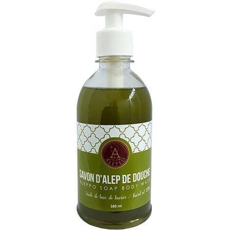 Alepeo Aleppo Duschgel - naturell - 350 ml