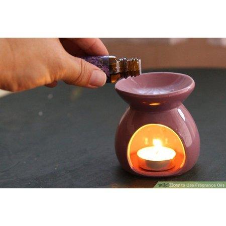 Aromed orangefarvet æterisk olie - 10 ml