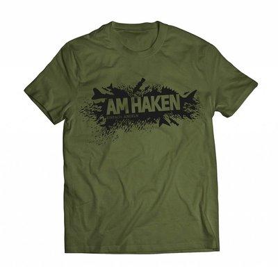 T- Shirt AM HAKEN inkl. Jahresabonnement AM HAKEN