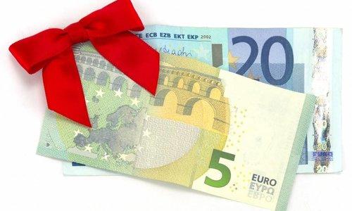 Cadeaus tot € 25