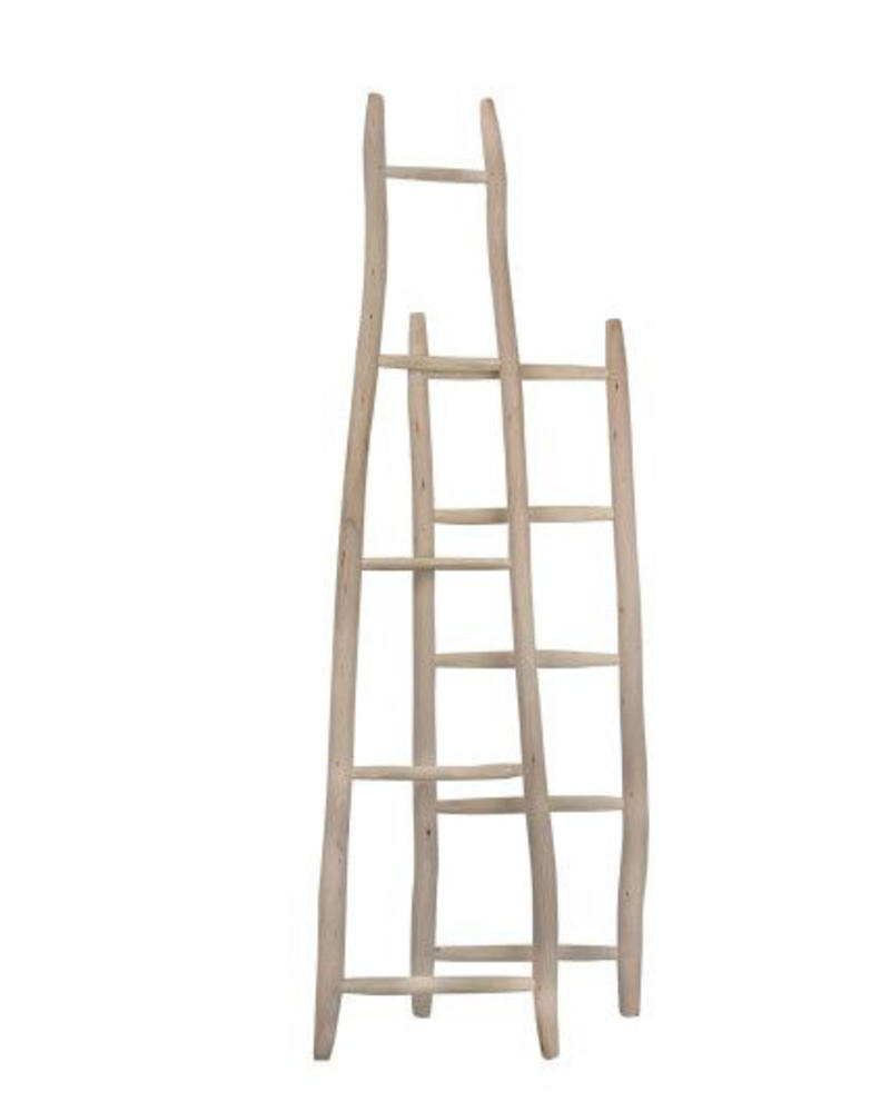 Sparkle Style ladder hout naturel