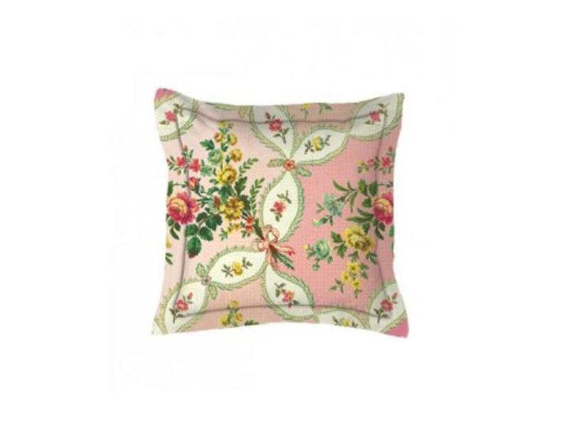 Pip studio sierkussen la fleur de vie pink slaapvaak