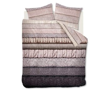 Beddinghouse Flanel Wigmore (Soft Pink)