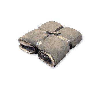 Unique Living Plaid Coby (Grey)