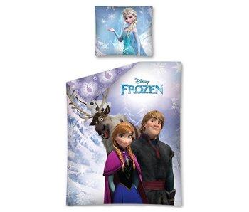Frozen Groep (Paars)