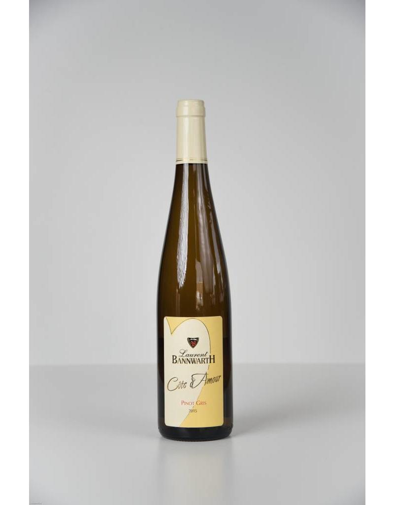 Domaine Bannwarth Pinot gris Côte d'Amour 2015